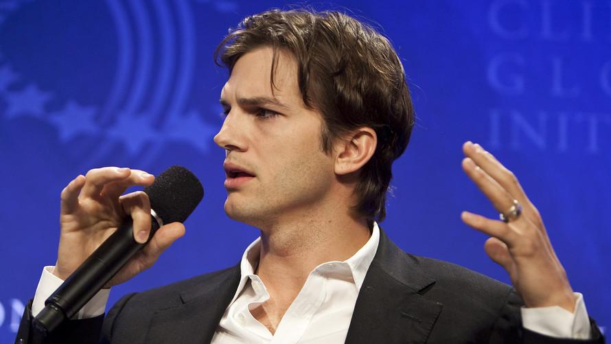 Ashton Kutcher, színész és befektető
