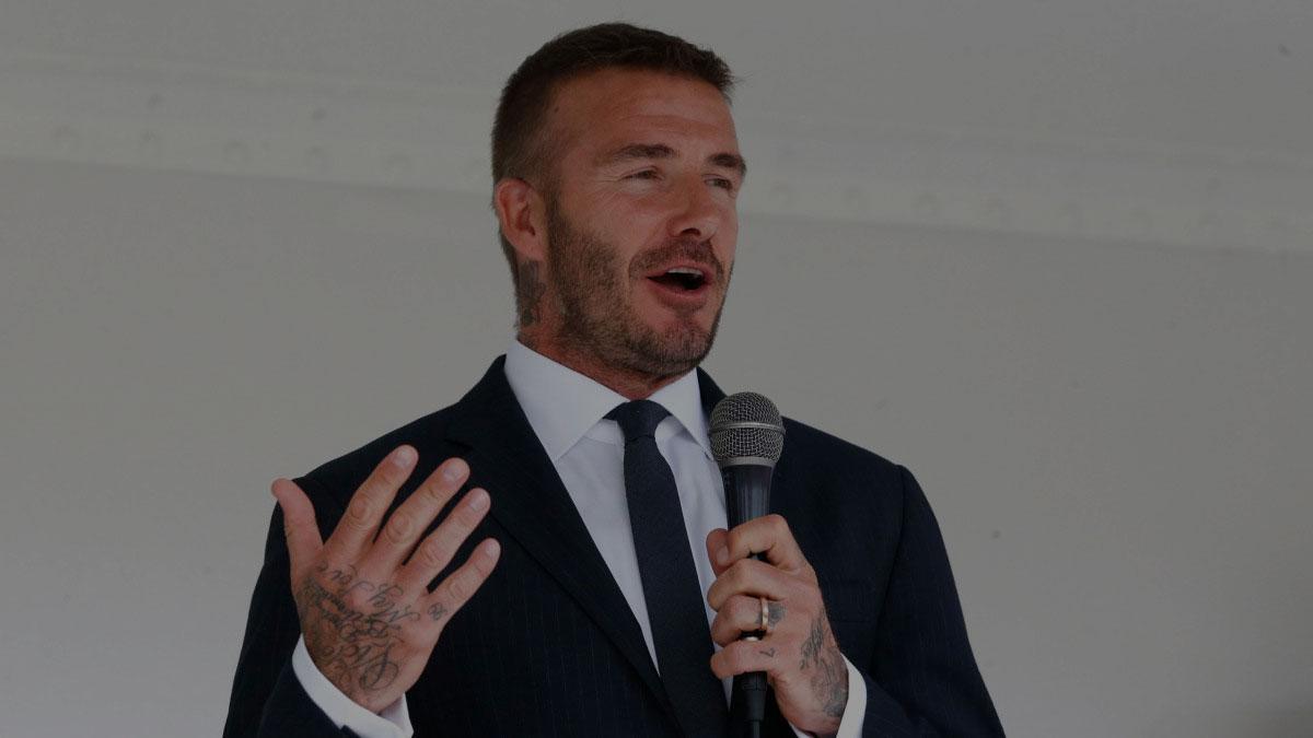 David Beckham befektetésekbe kezd?