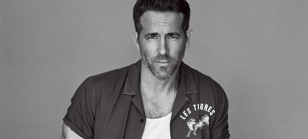 Ryan Reynolds filmsztár és befektető