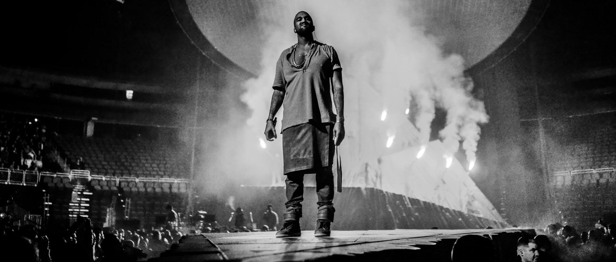 Kanye West a csúcson