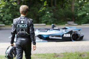 Nico Rosberg és a Forma E