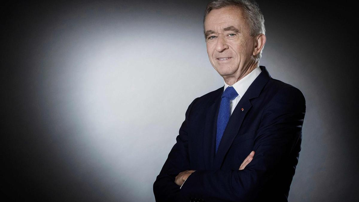 Bernard Arnault a luxusipar nagy befektetője