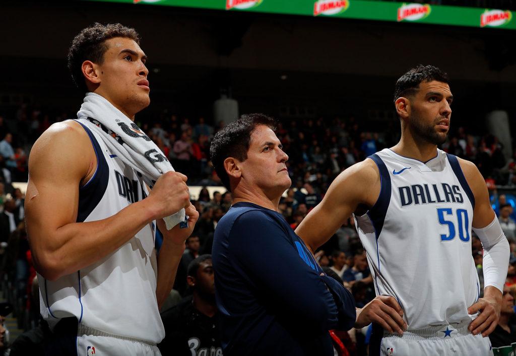 Mark Cuban és a Dallas Mavericks