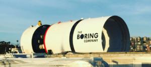 A Boring Tunel