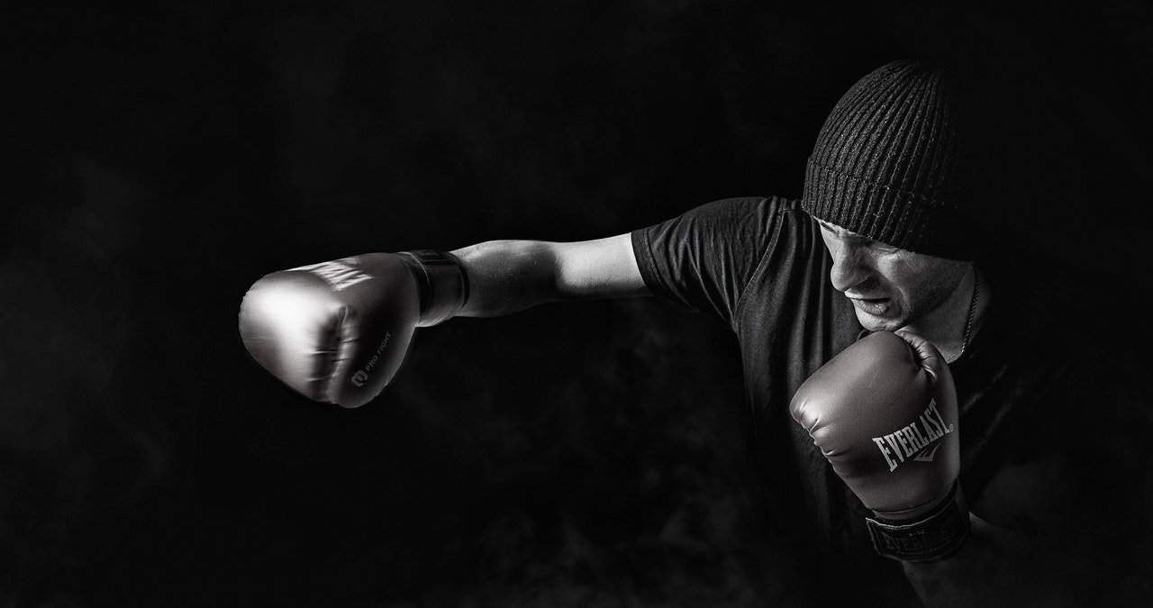 Kick-box edzésbe fektetnek a sztárok