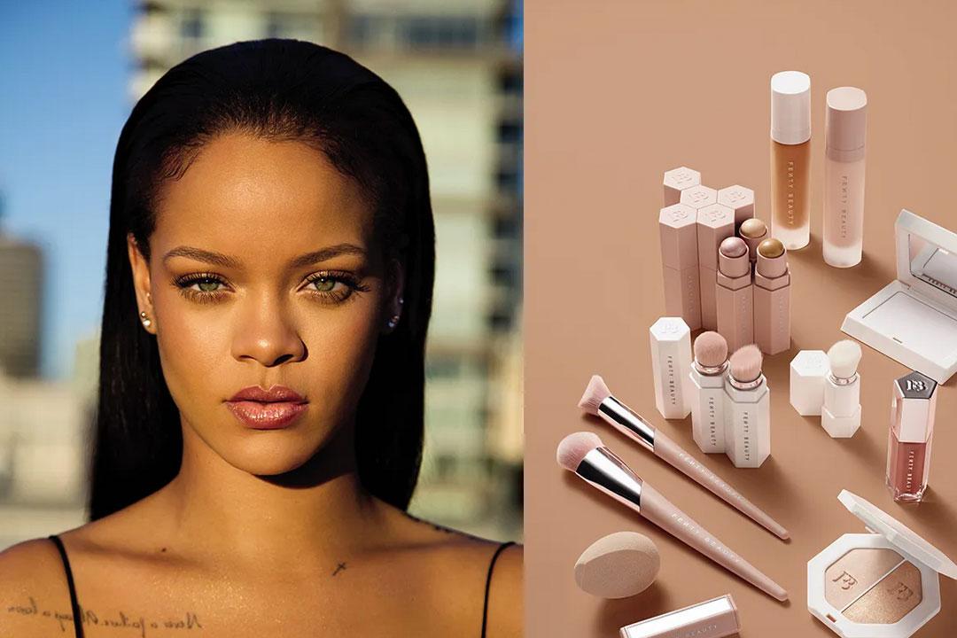 Rihanna és a Fenty Beauty